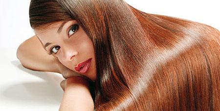 Шёлковые волосы в домашних условиях